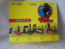 1990 dick tracy micro size set 2672