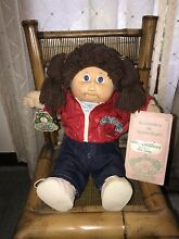 1980s doll girl 15 in cloth