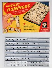 Empire made boxed dominoes in