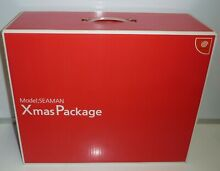 Console seaman xmas package red