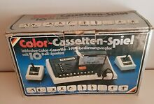 Game console from 1979 tv 10 color