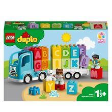Lego my first alphabet truck toy