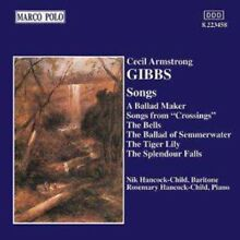 Cecil armstrong 1889 1960 lieder