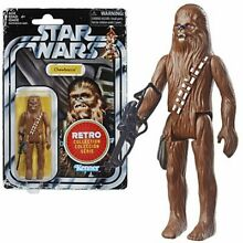 Chewbacca the retro collection