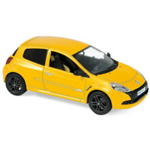 Renault clio rs 2009 sirius yellow