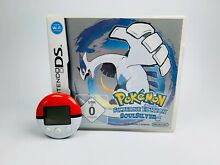 Nintendo ds pokemon silberne