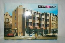 8222 ho apartment building kit