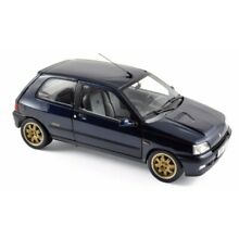 Renault clio williams 1993 blue 1