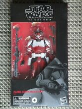 Clone commander fox action figure