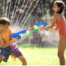 2 x water gun pump action super