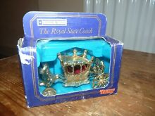 Royal state coach boxed