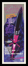 Mint 77 star wars estes proton