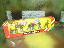 Plastic toy us soldiers federal
