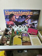 Mystery mansion board game 1995