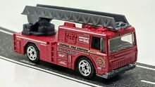 Fire engine red 2006 mint loose