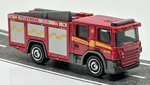 Scania p360 fire engine red 2018
