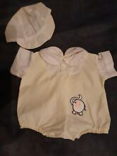Preemie jumper clothes doll cpk