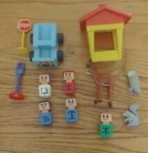 Playskool little people national