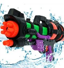 Large water gun pump action super