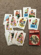 Beat your neighbours 1950 s pack of