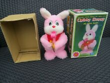 Japan battery operated rabbit toy
