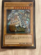 Yugioh blue eyes white dragon ultra