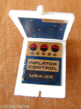 Map case inflator control 6321
