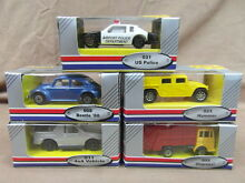 X5 collect them all series hummer