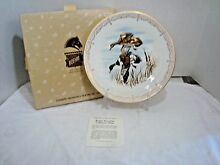Collector plate water birds