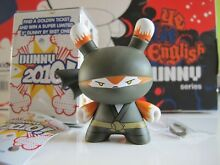 Dunny 2010 series ninja tiger by