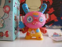 Dunny series 4 2007 candy by jon