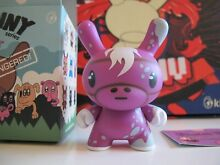 Dunny series 2009 endangered
