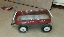 Radio flyer 80 wagon circa early