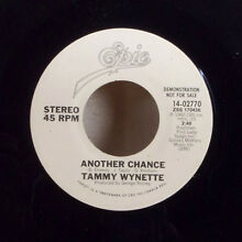 Wynette another chance 7 45 epic