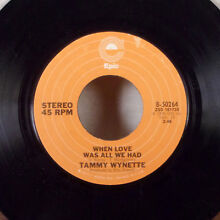 Wynette you and me when amour was