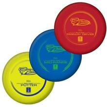 Wham o frisbee golf 3 disc set