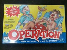Operation children s book board