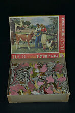 Puzzle tuco youth on the farm