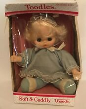 Doll toddles w original box blonde