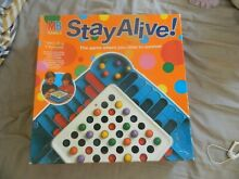 Stay alive board game 1993 mb games