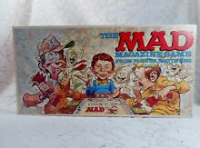 The mad magazine game from parker