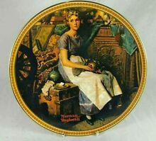 Dreaming in the attic plate