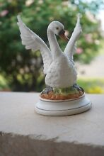 Swan 1 by hoffman porcelain