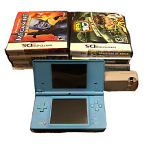 Dsi lot w 10 games charger and