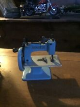 Old rare blue singer 20 sewhandy