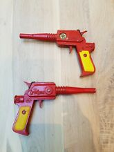 Captain scarlet lone star toy guns