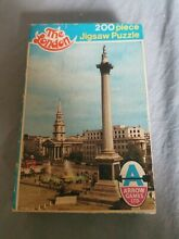 The london 200 piece jigsaw puzzle