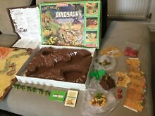 Lost valley of the dinosaurs board