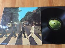 The abbey road lp early press