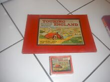 Game touring england